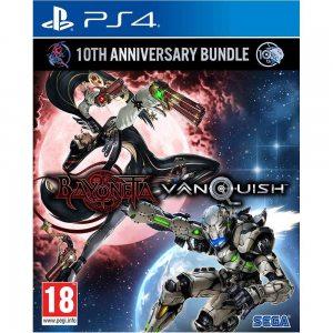 PS 4 Bayonetta Vanquish 10th Anniversary Bundle