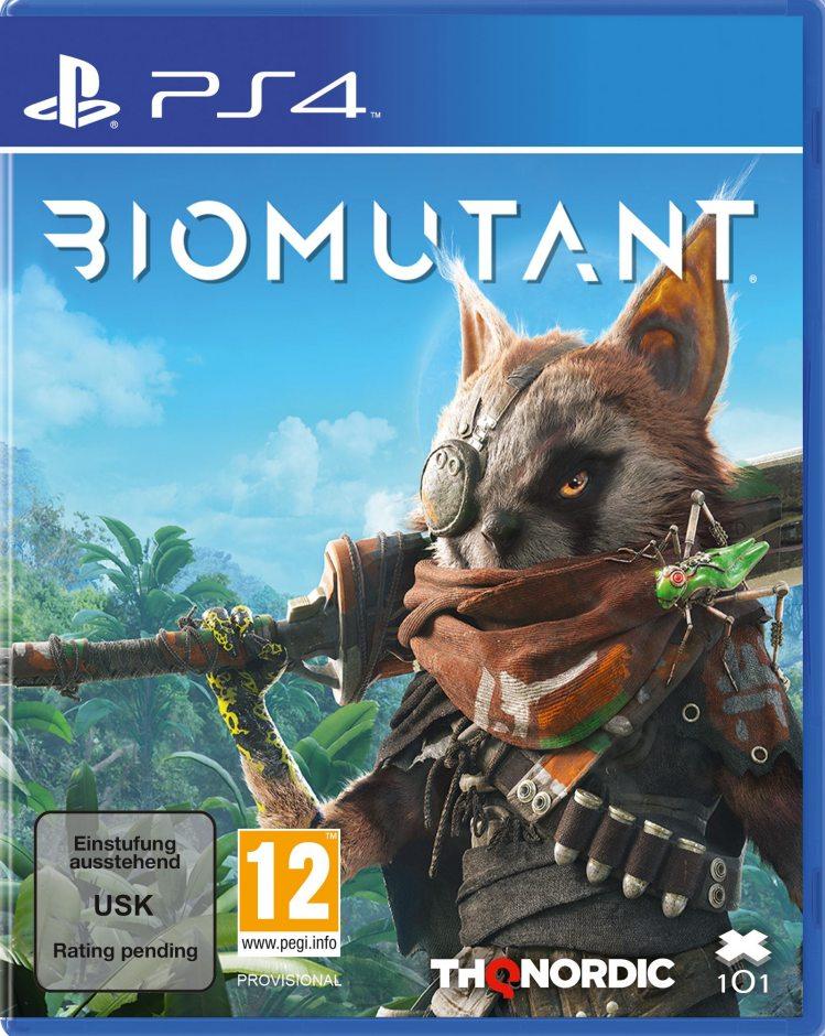 PS 4 Biomutant PS 4