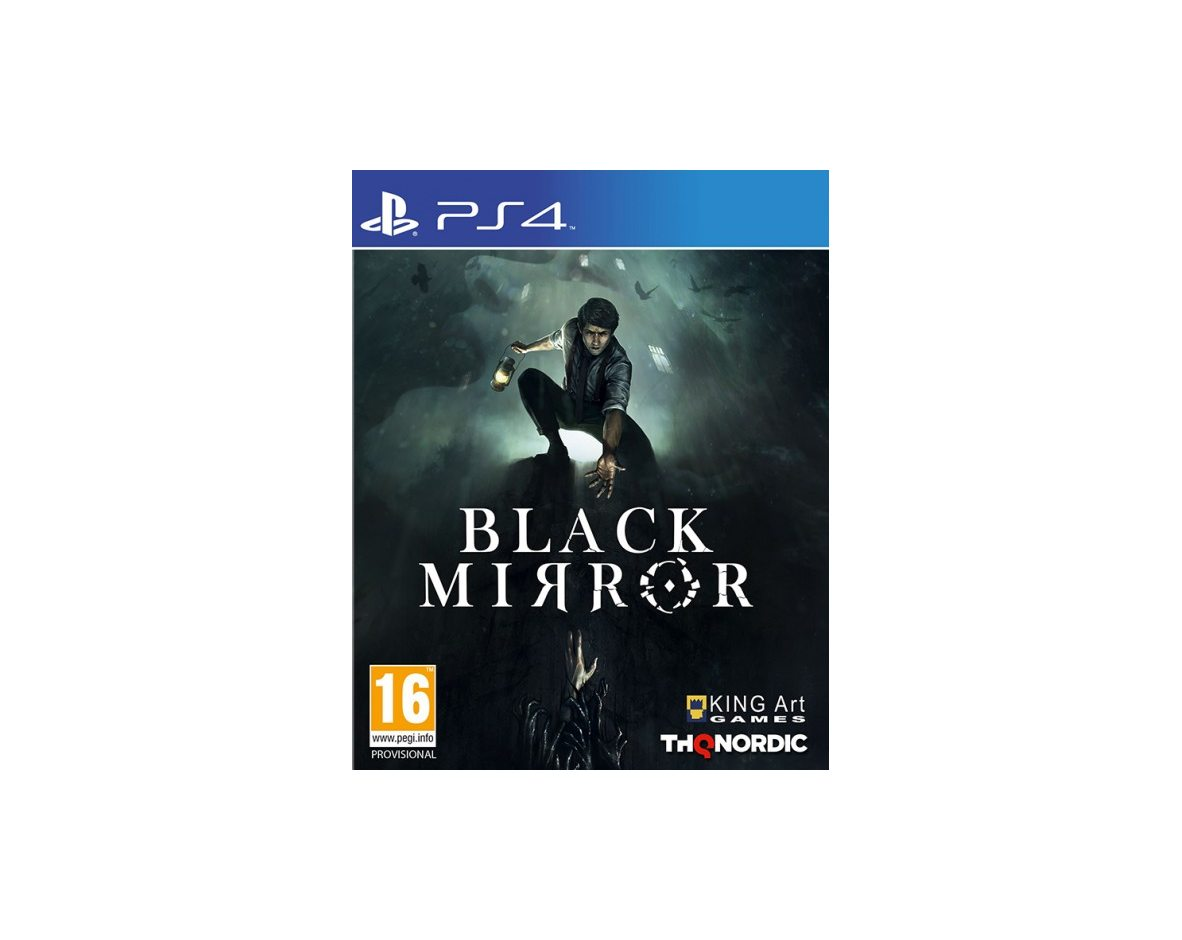 PS 4 Black Mirror PS 4