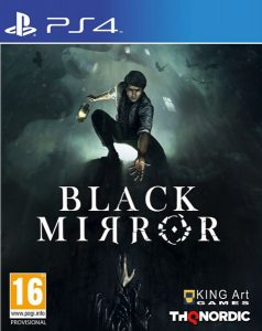 PS 4 Black Mirror
