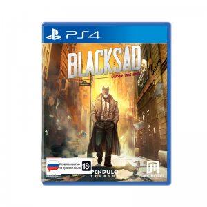 PS 4 Blacksad: Under The Skin Limited Edition