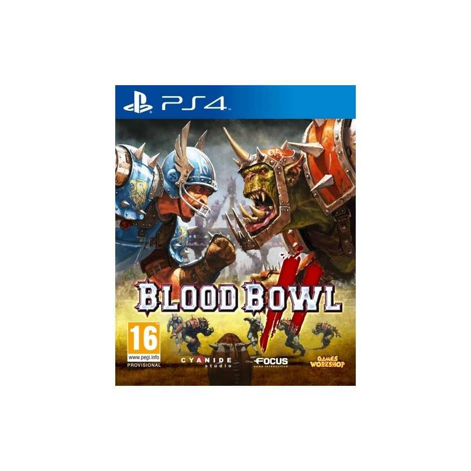 PS 4 Blood Bowl 2 PS 4