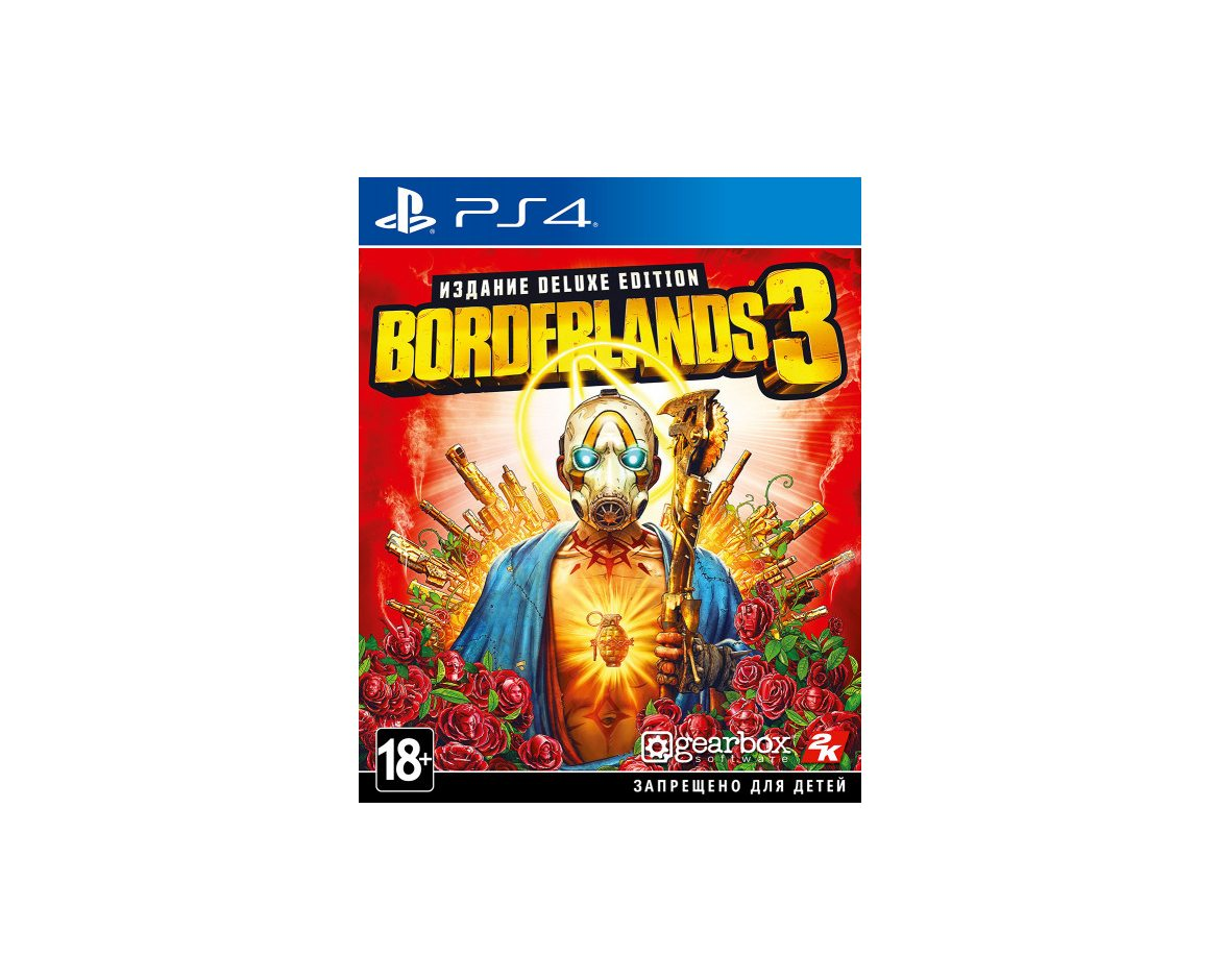 PS 4 Borderlands 3. Deluxe Edition PS 4