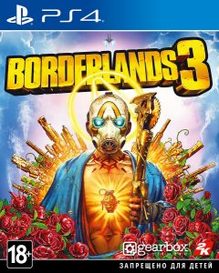 PS 4 Borderlands 3