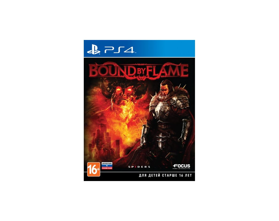PS 4 Bound by Flame PS 4