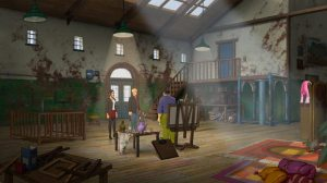 PS 4 Broken Sword 5: The Serpent's Curse PS 4