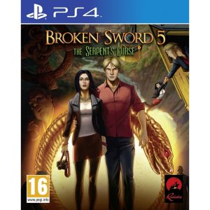 PS 4 Broken Sword 5: The Serpent's Curse