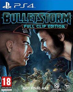 PS 4 Bulletstorm: Full Clip Edition