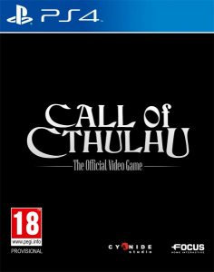 PS 4 Call of Cthulhu