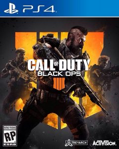 PS 4 Call of Duty: Black Ops 4
