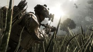 PS 4 Call of Duty: Ghosts PS 4