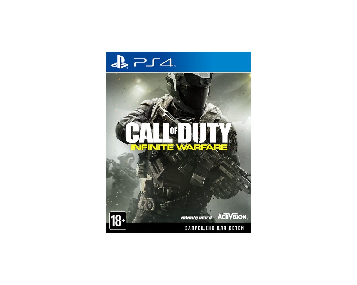 PS 4 Call of Duty: Infinite Warfare PS 4