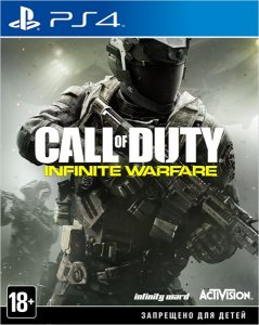 PS 4 Call of Duty: Infinite Warfare