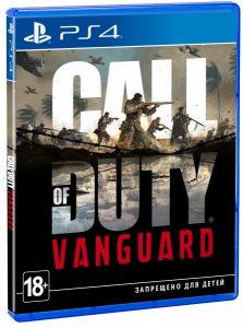 PS 4 Call of Duty: Vanguard