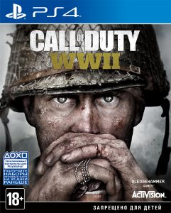 PS 4 Call of Duty: WWII
