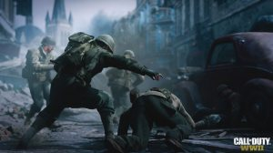PS 4 Call of Duty: WWII PS 4