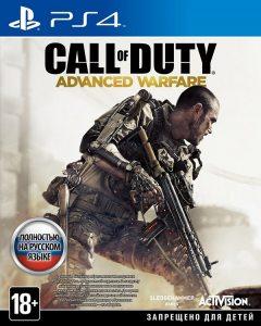 PS 4 Call Of Duty Advanced Warfare