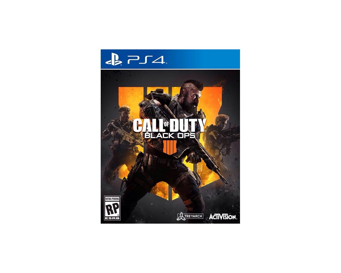 PS 4 Call of Duty Black Ops 4 Specialist Edition PS 4