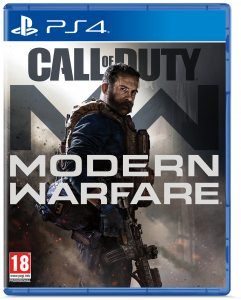 PS 4 Call of Duty Modern Warfare