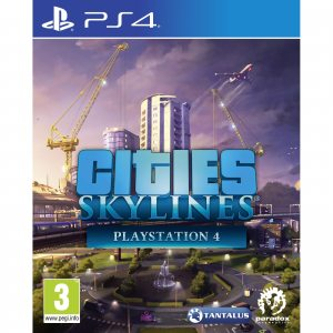 PS 4 Cities: Skylines