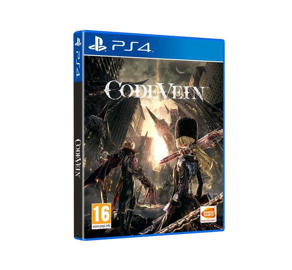 PS 4 Code Vein PS 4