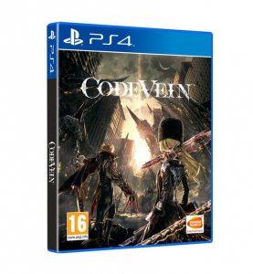 PS 4 Code Vein