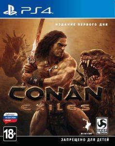 PS 4 Conan Exiles Day One Edition