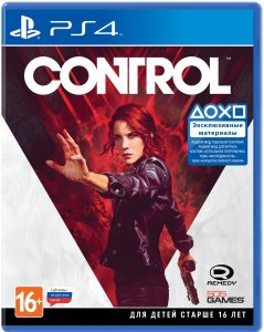 PS 4 Control