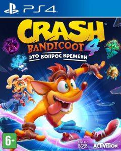 PS 4 Crash Bandicoot 4: Это Вопрос Времени