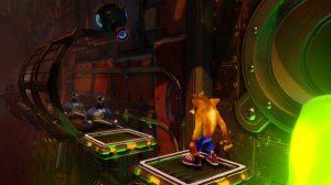 PS 4 Crash Bandicoot N'sane Trilogy PS 4