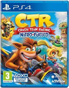 PS 4 Crash Team Racing Nitro-Fueled