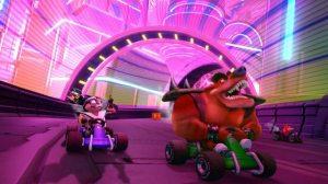 PS 4 Crash Team Racing Nitro-Fueled PS 4