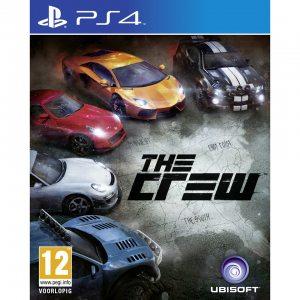 PS 4 Crew