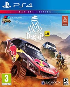PS 4 Dakar 18 Day One Edition