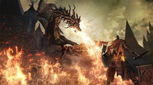 PS 4 Dark Souls 3. The Fire Fades Edition PS 4
