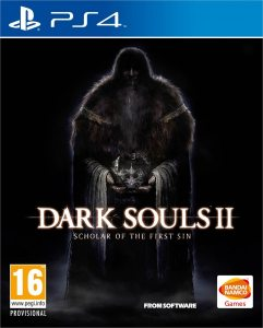 PS 4 Dark Souls II: Scholar of The First Sin