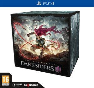 PS 4 Darksiders III Коллекционное издание