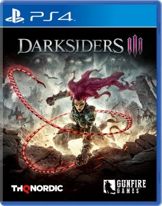 PS 4 Darksiders III