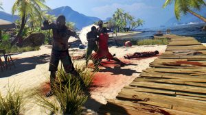 PS 4 Dead Island. Definitive Collection PS 4