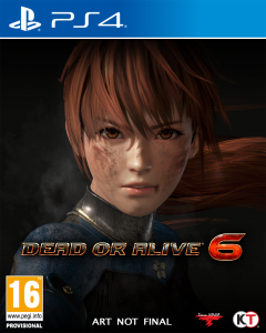 PS 4 Dead or Alive 6