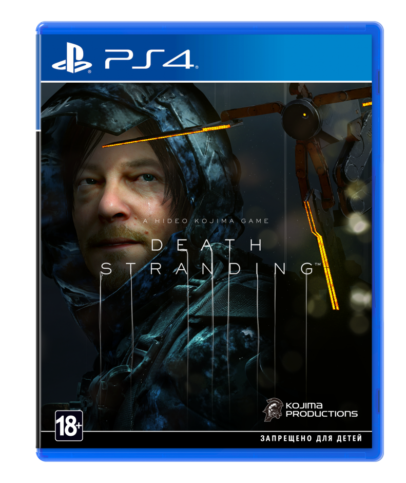 PS 4 Death Stranding PS 4