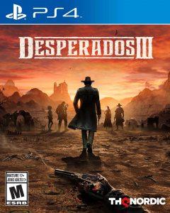 PS 4 Desperados III