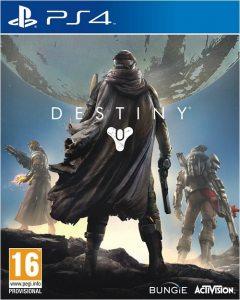 PS 4 Destiny