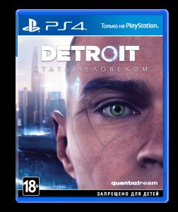 PS 4 Detroit: Стать человеком (Become Human)