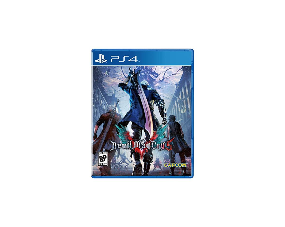 PS 4 Devil May Cry 5 PS 4