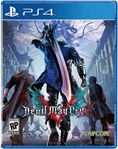 PS 4 Devil May Cry 5
