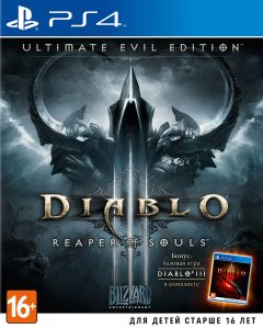 PS 4 Diablo III: Reaper of Souls Ultimate Evil Edition