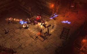 PS 4 Diablo III: Reaper of Souls Ultimate Evil Edition PS 4