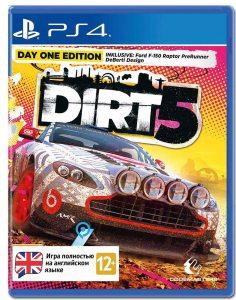 PS 4 Dirt 5. Издание первого дня