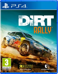 PS 4 DiRT Rally
